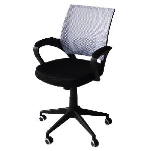 Офис столове с текстил 4 цвята