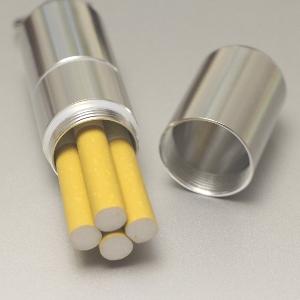 Елегантен алуминиев водоустойчив калъф за цигари