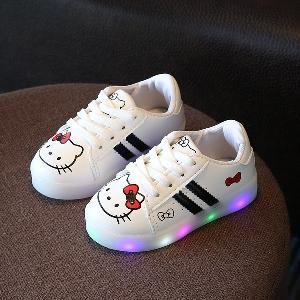 066aa28ae02 badu.gr - Παιδιά νέα παπούτσια με φωτάκια για την άνοιξη και το φθινόπωρο  για τα ...