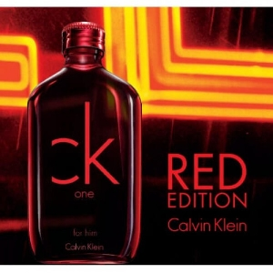 Calvin Klein One Red Edition for Him EDT тоалетна вода за мъже 100ml Б.О.