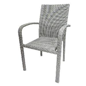 Градински ратанови столове 3 цвята - кафяви, сиви и бели
