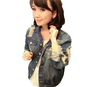 κομψό σακάκι μήκος και πλάτος μοντέλο Γυναικών ασταθής