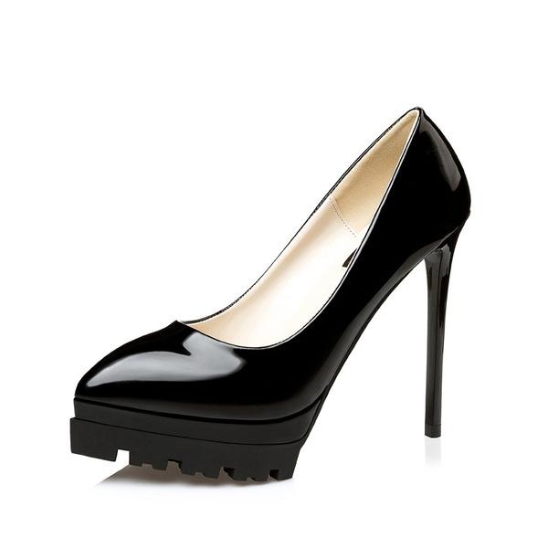 4edece28a58 Дамски официални обувки с метален ефект и грайферна удобна подметка -  Badu.bg - Светът в ръцете ти
