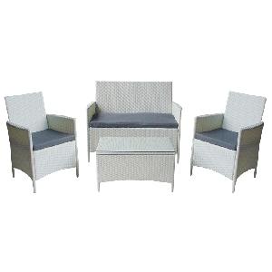 Градински мебели комплект / 2 цвята