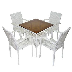 Комплект мебели за градината / 2 цвята