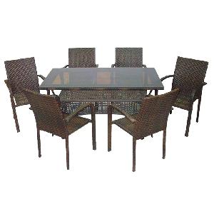 Комплект мебели за градината  / 3 цвята