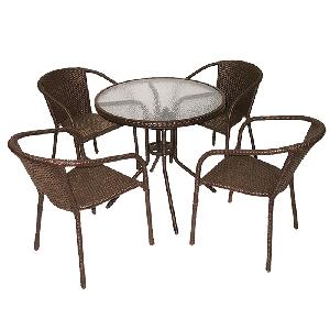 Комплект градински мебели