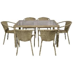 Комплект градински мебели Vito 156-2 - бежови модели