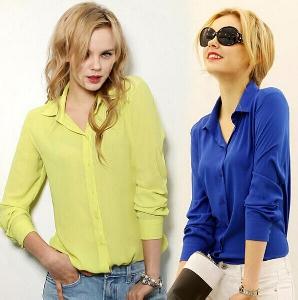 Ризи в различни цветове