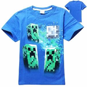 Мinecraft тениски за деца