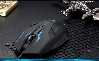 Оптична гейминг мишка