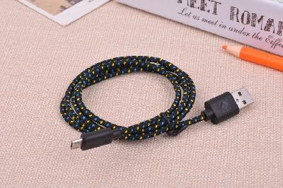 Шарени  USB  кабели