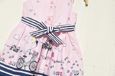 Летни детски рокли