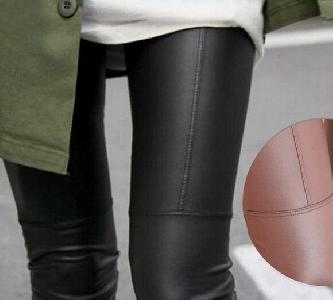 Дамски еластичен клин клин в два цвята