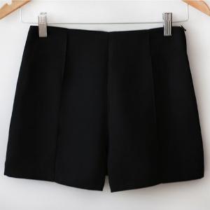 Къси панталони с ръб четири цвята