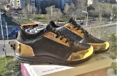 Маратонки Black&Gold