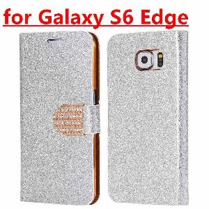 Калъфи \'Glitter\' за Samsung Galaxy S6 / S6 Edge