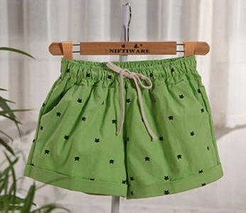 Сладки къси панталонки в различни цветове