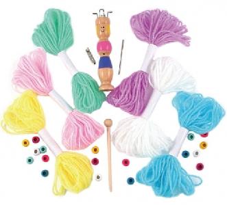 Комплект  плетенето е забавно GALT