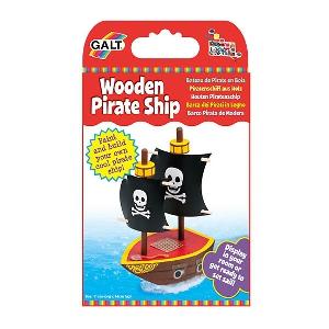 Комплект GALT - Направи сам дървен пиратски кораб