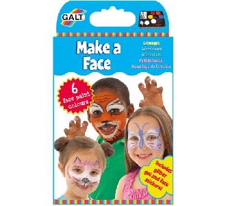 Комплект GALT - Изрисувайте си лицата