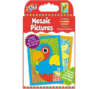 Комплект GALT - Картинки-мозайки по номера