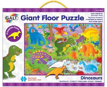 GALT - Гигантски пъзел Динозаври