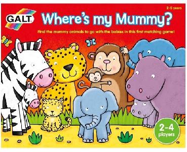 GALT Детска игра - Къде е мама?