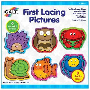 Моите първи картинки за шиене - GALT