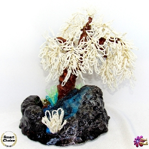 Сувенир - Декоративно дърво Китайска Глициния с водопад - 30 см