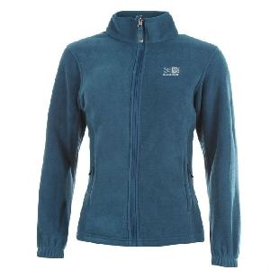 Дамско спортно  синьо яке Karrimor 3 в 1 / 2 размера