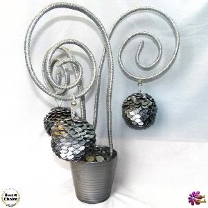 Сувенир - Декоративно дърво на парите и изобилието - 48 см