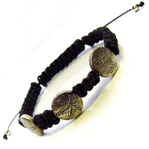 Унисекс плетена гривна Шамбала - DM-2331