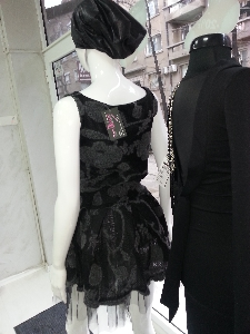 рокля-тюл