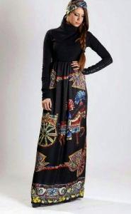 рокля с гръцки мотиви