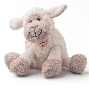 Плюшена овца Оливия // Lumpin