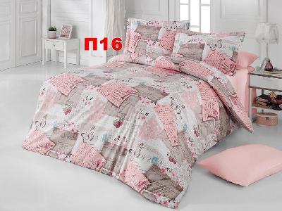 Постелъчен комплект за спалня П16