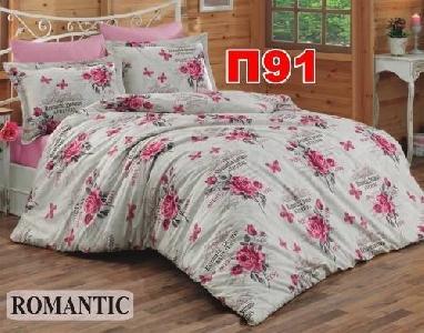 Постелъчен комплект за спалня П91
