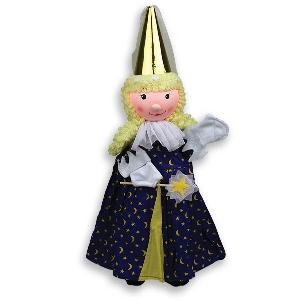 Кукла вълшебница за куклен театър // Andreu toys