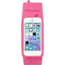 Силиконов кейс  Moschino 3D за Iphone 5/5S/5SE