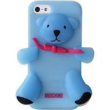 Moschino силиконов кейс за Iphone 5/5S/5SE