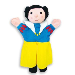Снежанка - кукла за куклен театър // Andreu toys