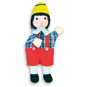 Пинокио - кукла за куклен театър // Andreu toys
