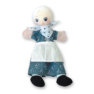 Баба - кукла за куклен театър // Andreu toys