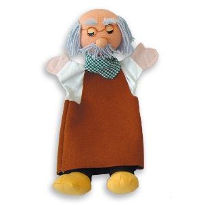 Дядо - кукла за куклен театър // Andreu toys