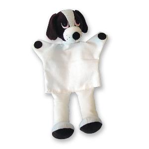 Куче - кукла за куклен театър // Andreu toys