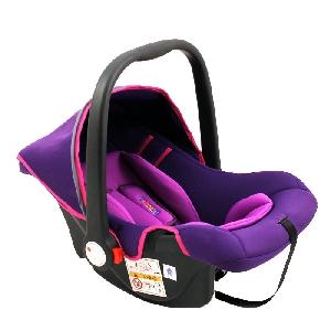 Лилава кошница / столче за кола  // Azaria ELEGANT