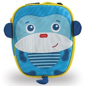 Чанти за деца за обяд - животни 3 модела  // Munchkin