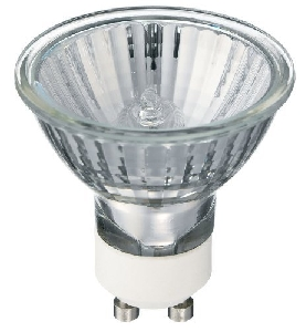Халогенни рефлекторни луни 50W GU10 - комплект от 10бр.
