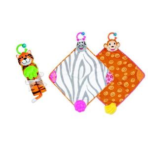 Одеяло  плюс гризалка за деца и бебета // Munchkin